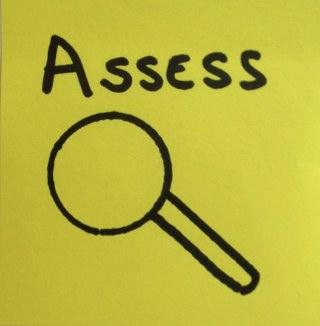 Assess it