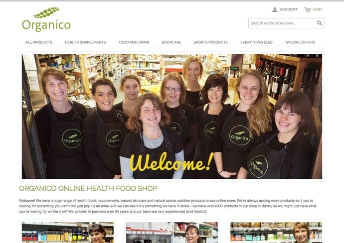 Organico health food
